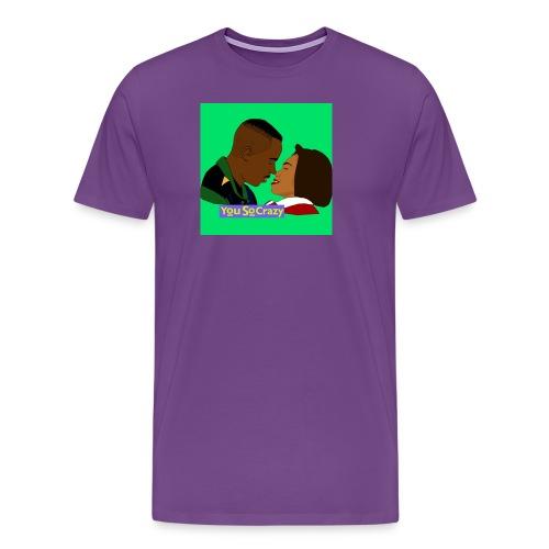 Martin - Men's Premium T-Shirt