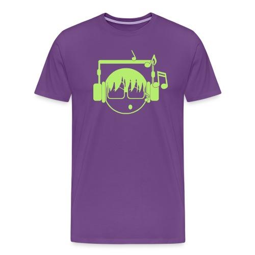 Whistle As You Please - Men's Premium T-Shirt