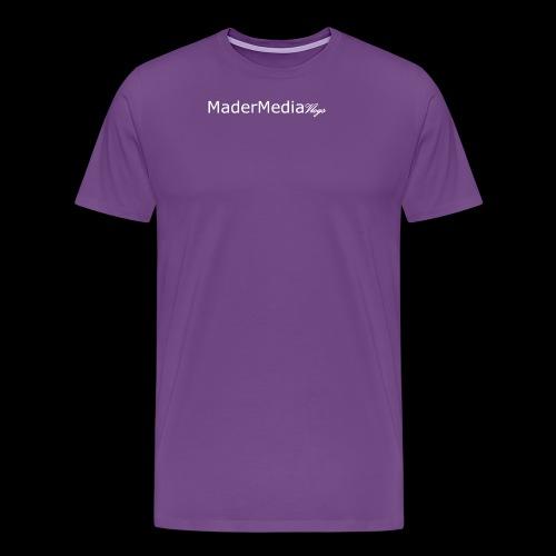Simple MMV Logo - Men's Premium T-Shirt