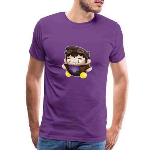 Poet Bumpkin png - Men's Premium T-Shirt