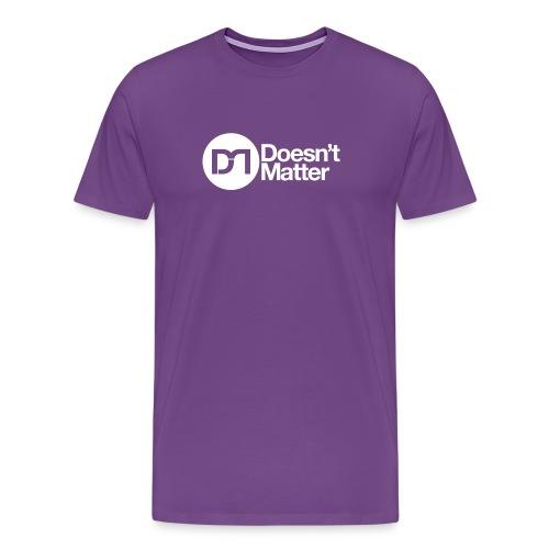 DM - Women's V-Neck Tri-Blend T-Shirt - Men's Premium T-Shirt