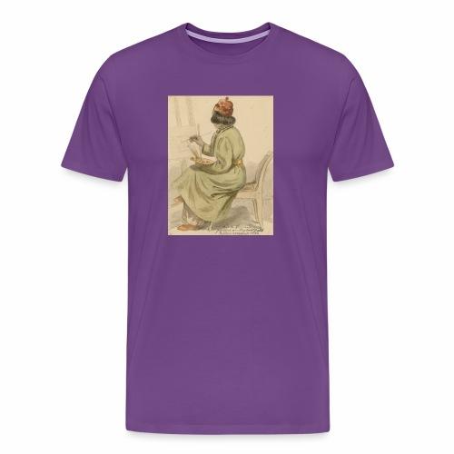 rs portrait sp 02 - Men's Premium T-Shirt