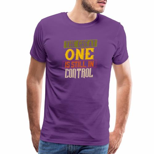 THE GREAT ONE - NEUTRAL - Men's Premium T-Shirt