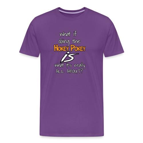 hokey pokey - Men's Premium T-Shirt