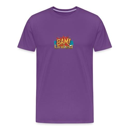 Bam united Limited Edition - Men's Premium T-Shirt