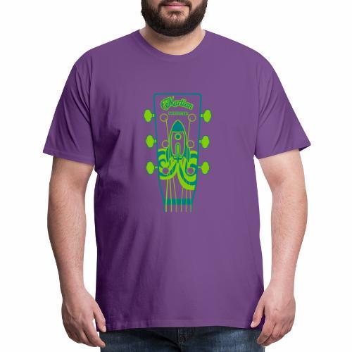 Martian Monster - Men's Premium T-Shirt