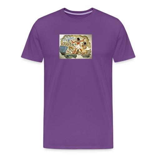 ancinet007 jpg - Men's Premium T-Shirt
