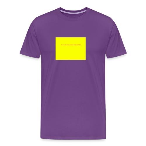 dodgeball gaming - Men's Premium T-Shirt