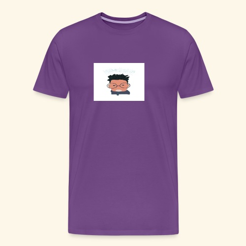 weiweigang logo edit - Men's Premium T-Shirt