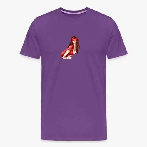 Easter Special- RaZor Brand Name Shirts - Men's Premium T-Shirt