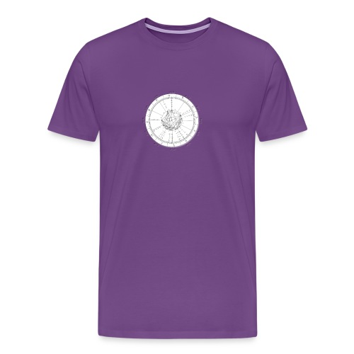 Electional Astrology - Men's Premium T-Shirt