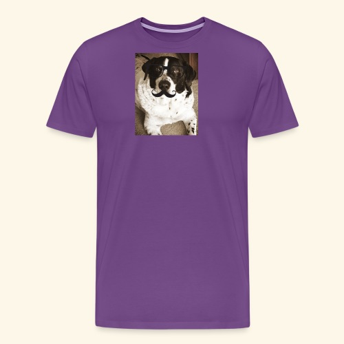 Old Pongo - Men's Premium T-Shirt