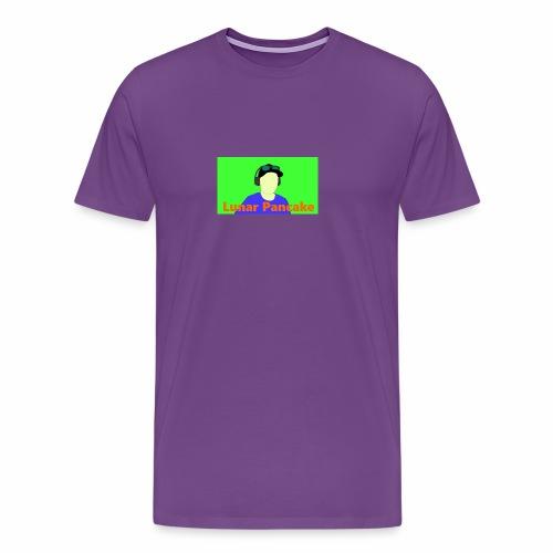 Lunar Pancake Merch - Men's Premium T-Shirt