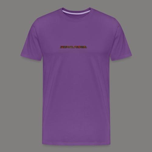 DropWolfGaming - Men's Premium T-Shirt