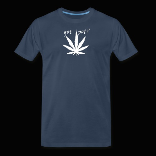 got pot? - Men's Premium T-Shirt