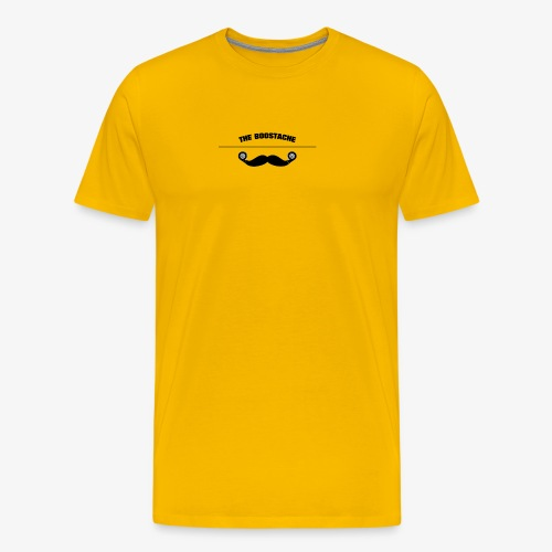 the boostage - Men's Premium T-Shirt