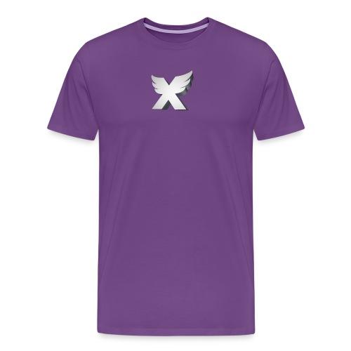 Plain X - Men's Premium T-Shirt