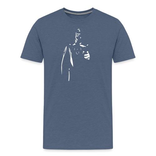 Rubber Man Wants You! - Men's Premium T-Shirt