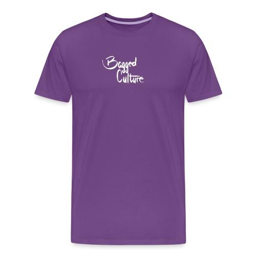 Bagged Culture white - Men's Premium T-Shirt