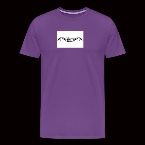 Dragon Wings - Men's Premium T-Shirt