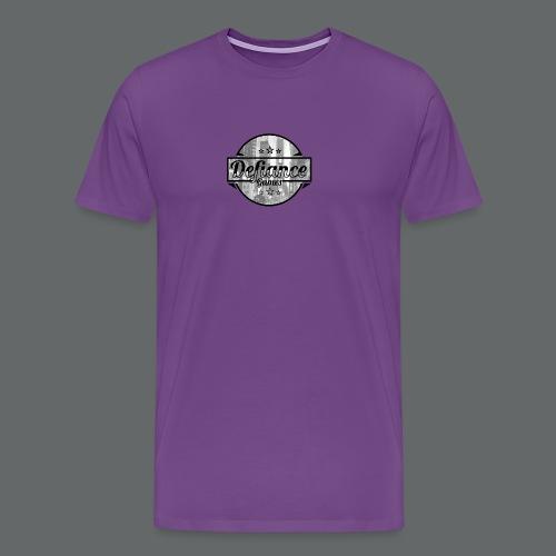 Defiance Games Street Logo Shirt - Men's Premium T-Shirt