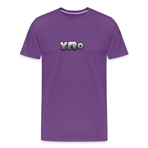 Xero (No Character) - Men's Premium T-Shirt