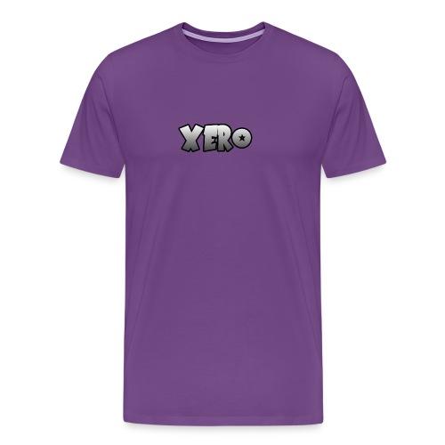 Xero (No Character) - Men's Premium T-Shirt