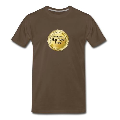 AGF Organic T Shirt - Traditional - Men's Premium T-Shirt