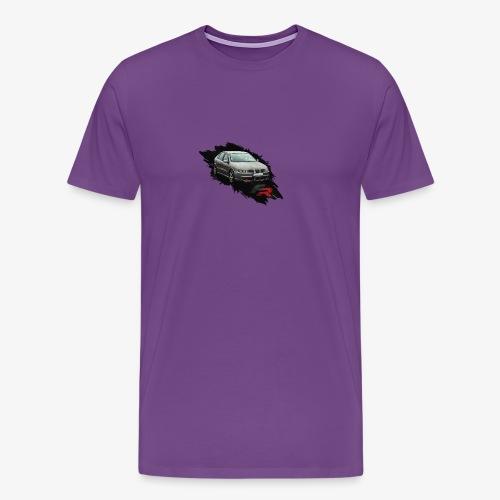 SEAT Leon FR - Men's Premium T-Shirt