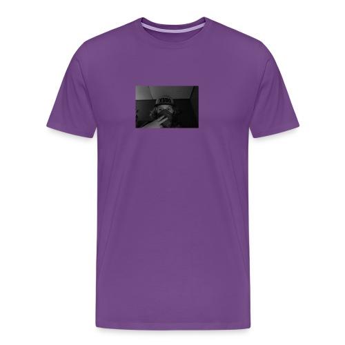 phone case sj caidon logo - Men's Premium T-Shirt