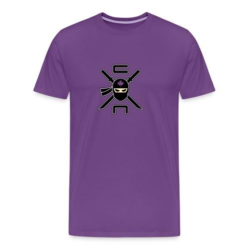 where - Men's Premium T-Shirt