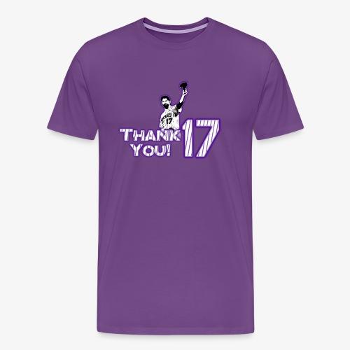 retire 17 - Men's Premium T-Shirt