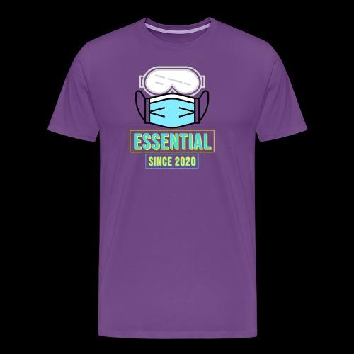Essential Since 2020 - Men's Premium T-Shirt