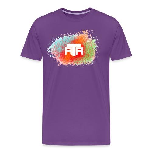 Paint png - Men's Premium T-Shirt