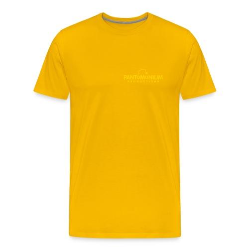 pantomonium tshirt logo sm - Men's Premium T-Shirt