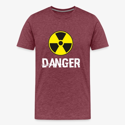 Danger - Men's Premium T-Shirt