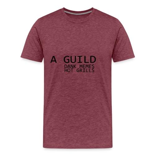 Dank Guild - Men's Premium T-Shirt