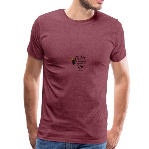 All Jazzed Up Designs & Co. - Men's Premium T-Shirt