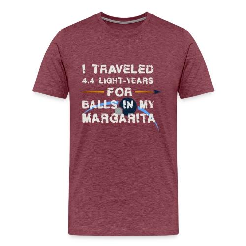 Mo'ara Margarita - Men's Premium T-Shirt