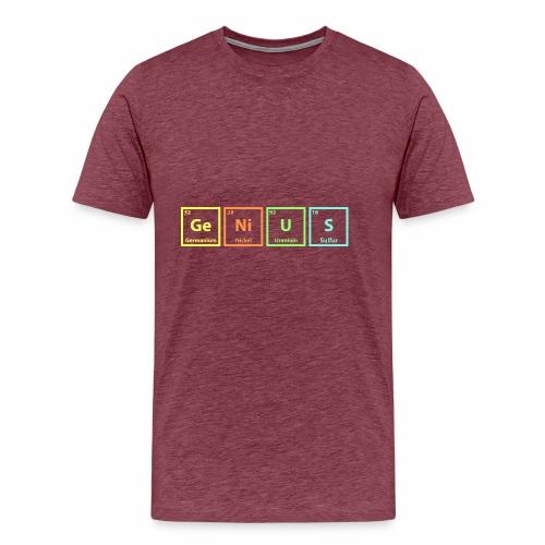 Genius Chem - Men's Premium T-Shirt