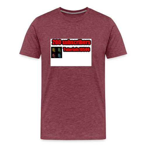 200 Merch - Men's Premium T-Shirt