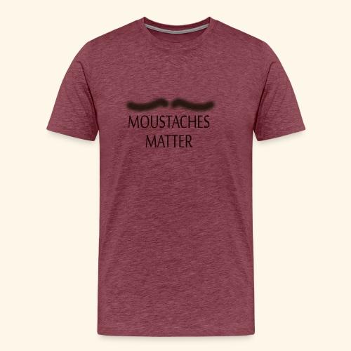Movember Matters - Men's Premium T-Shirt