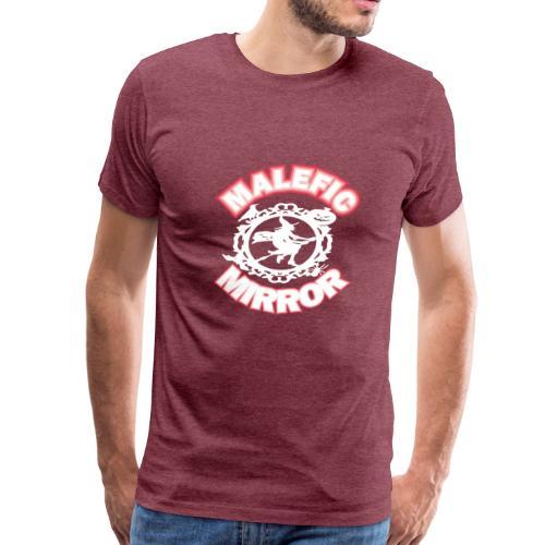 HALLOWEEN MALEFICO MIRROR - Men's Premium T-Shirt