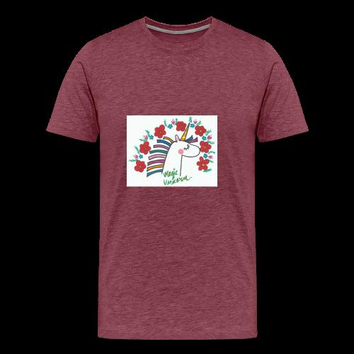 Magic Unicorn - Men's Premium T-Shirt