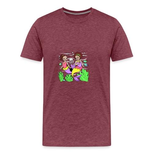 Mermaids - Men's Premium T-Shirt