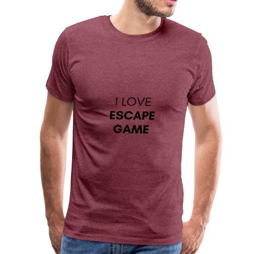 ESCAPE GAME - Men's Premium T-Shirt