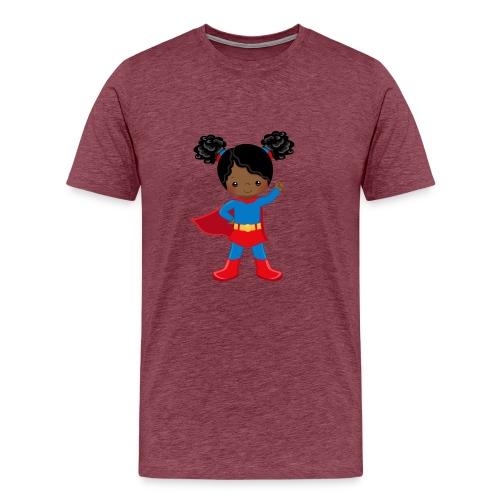 SUPER SIMONE - Men's Premium T-Shirt