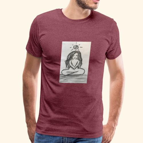 Reikigirl - Men's Premium T-Shirt