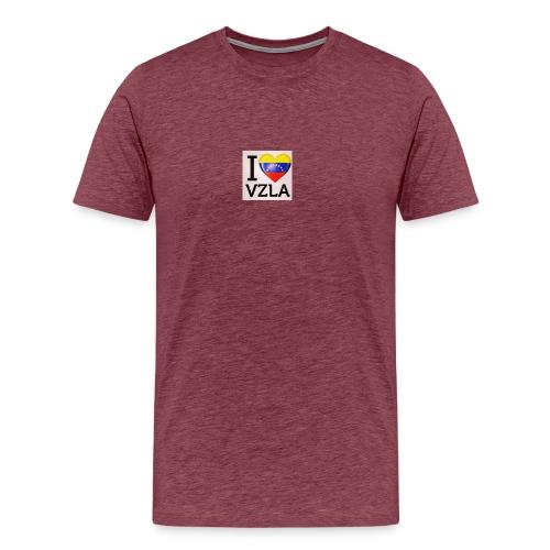 love your country - Men's Premium T-Shirt