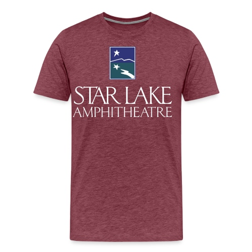 Star Lake on Color - Men's Premium T-Shirt